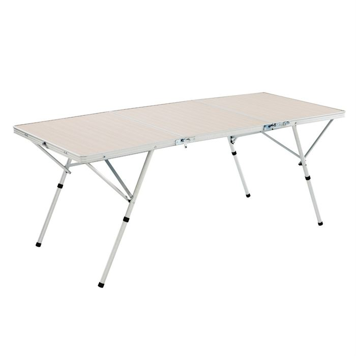 Table valise family - Table camping valise ...